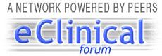 eClinical Forum